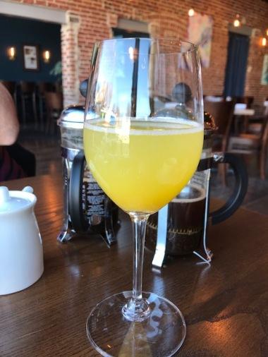 Bottomless Mimosas | $16