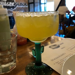 Passion Fruit Margarita - $6.50