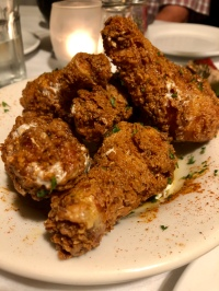 Certified Good Bite : The Speakeasy - Shown Here: Fried Chicken