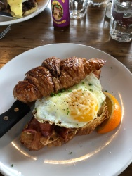 Certified Good Bite: Saddle Creek Breakfast Club - Shown Here: Cali Club
